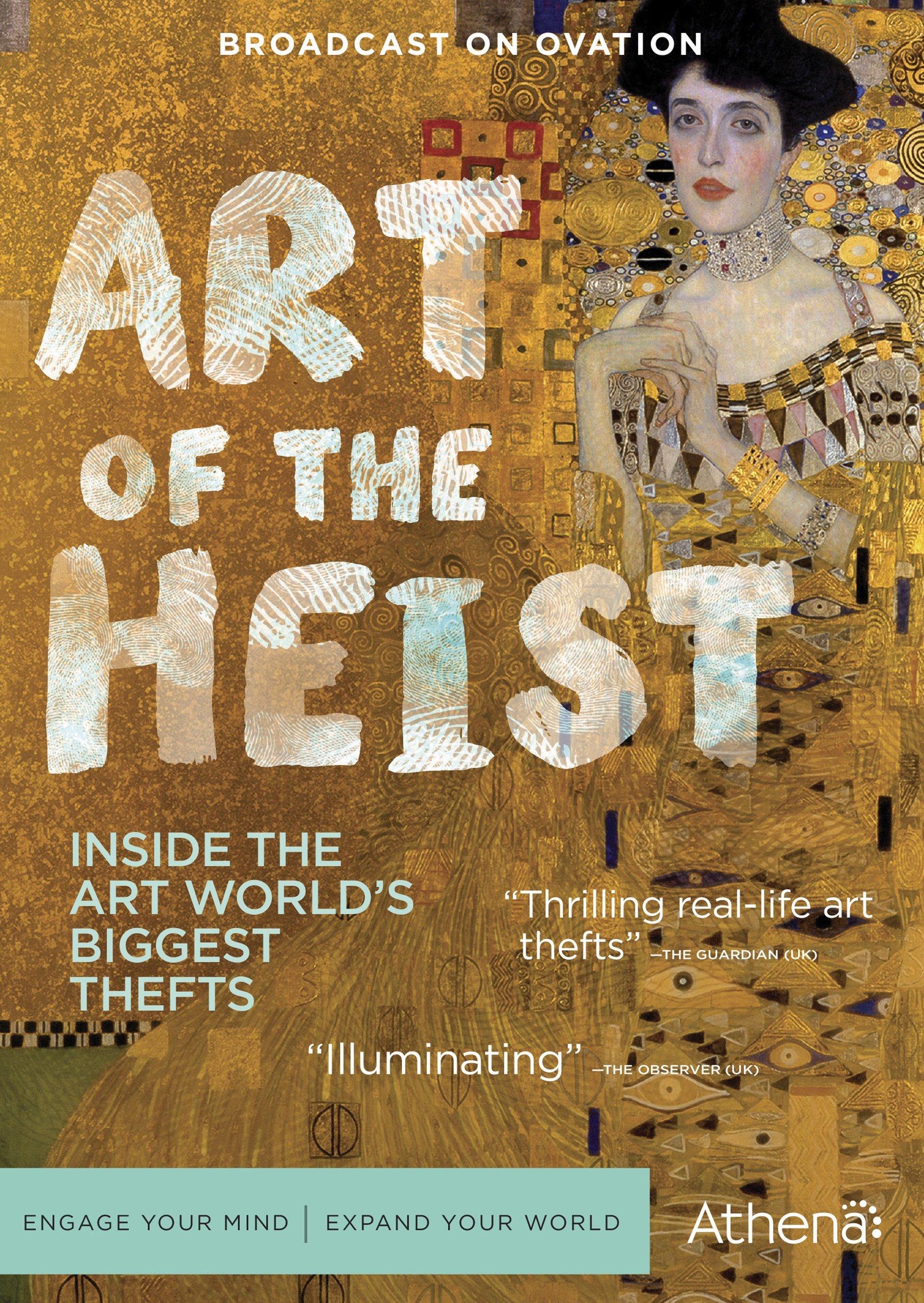 DVD : The Art Of The Heist (DVD)