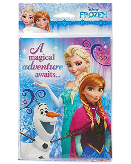 Amazon Com American Greetings Frozen Invite And Thank You Combo