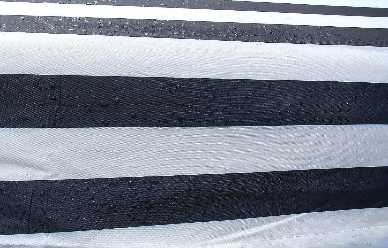 Completamente Impermeabile AllSeasonsGazebos Robusto Gazebo Pieghevole da 3m x 4.5m ha in Dotazione Una Sacca per Il Trasporto Blu Navy 4 Sacchetti di Peso