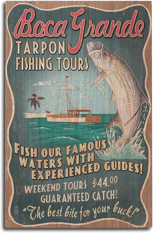 The Florida Tarpon Signed Print