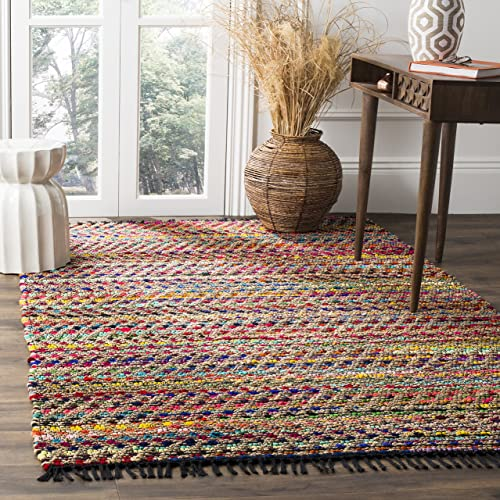 Safavieh Cape Cod Collection Area Rug, 5 x 8 , Natural Multi