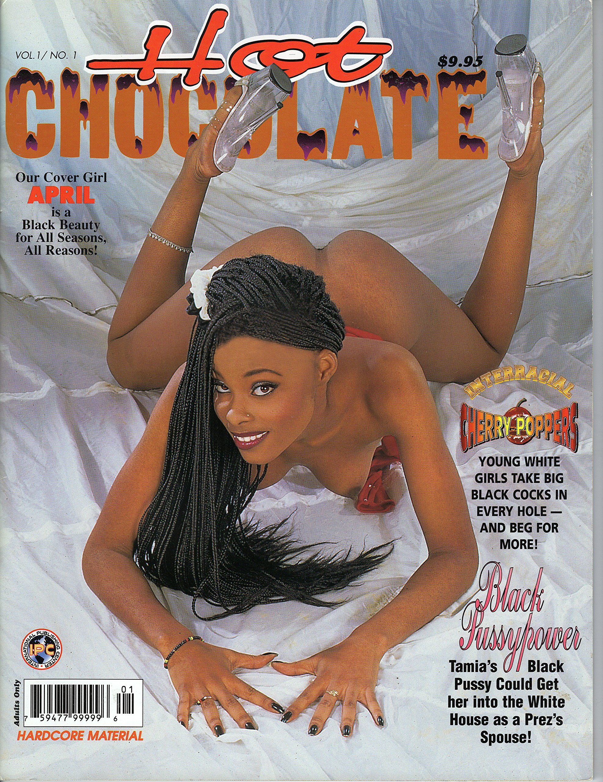 Best of Vintage Interracial Porn Mags