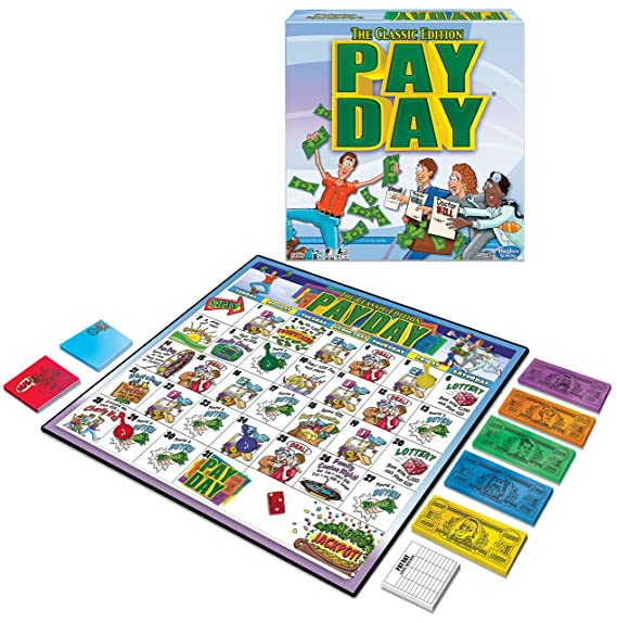 Review Winning Moves Games Payday