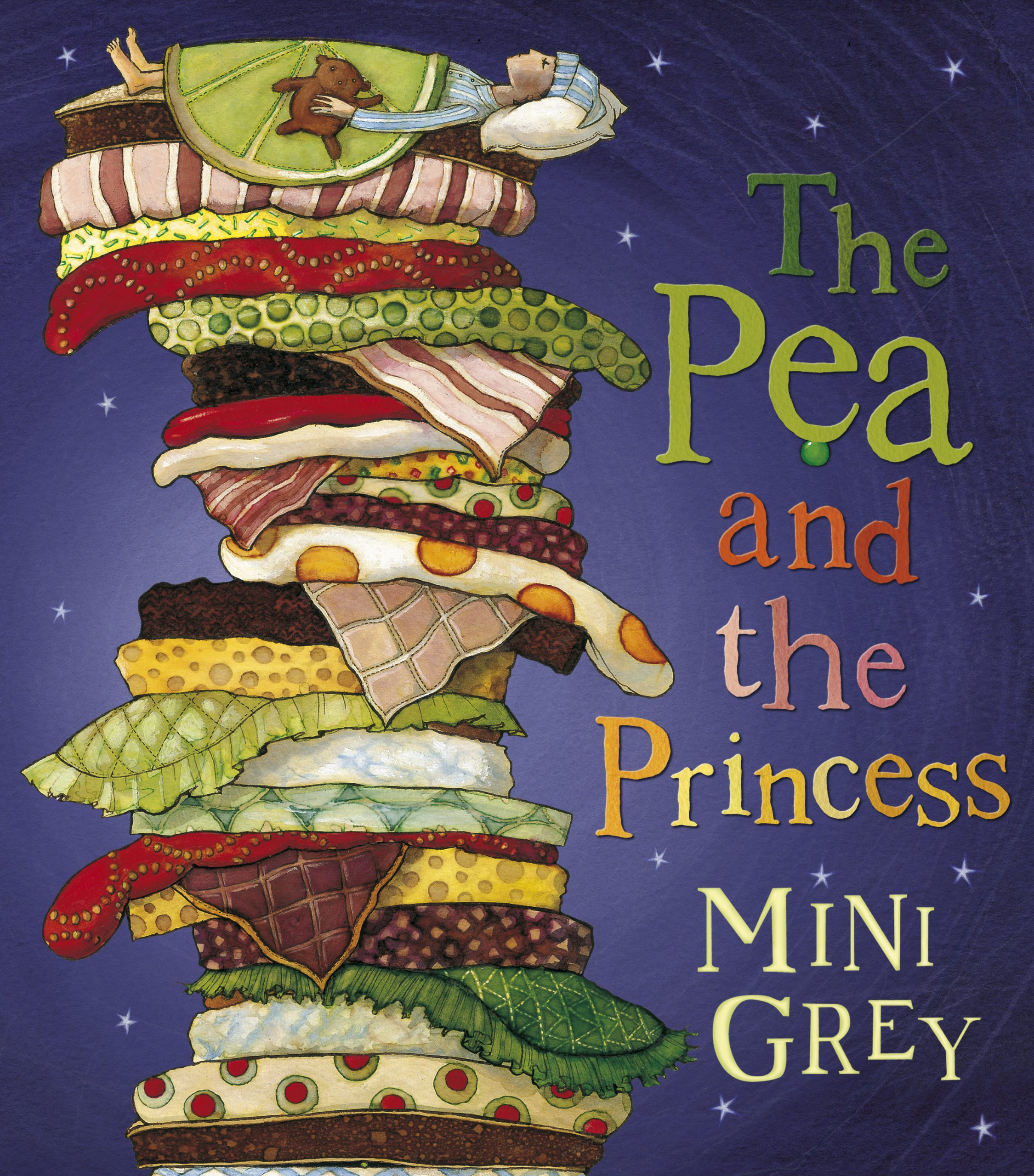 Image result for the pea and the princess
