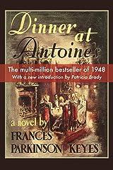 Dinner at Antoines (Louisiana Heritage) Paperback