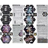Eclipse: (4x) Ultimate Board Game Mini Expansion Bundle -Super Nova 2 Pulsar Black Hole Nebula