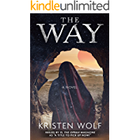 THE WAY: A Girl Who Dared to Rise book cover