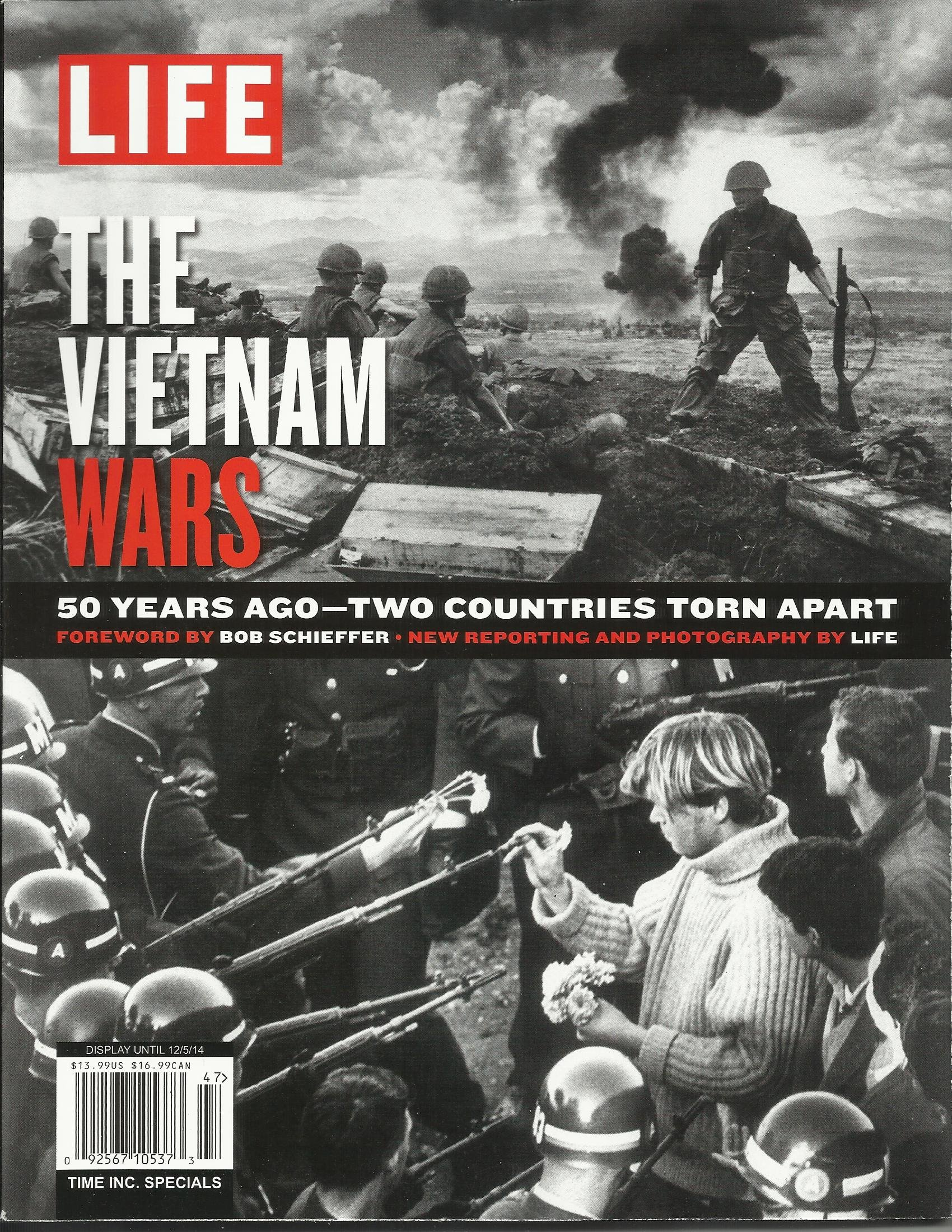 Download Life the Vietnam Wars: 50 Years Ago--two Countries Torn Apart(single issue Magazine) pdf epub