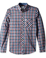 Ben Sherman Men's Longsleeve multicolored Gingham