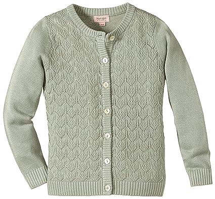Noa Noa miniature M/ädchen Strickjacke Baby Wool Knit