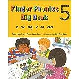 Finger Phonics (Jolly Phonics: Finger Phonics)