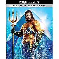 Aquaman (4K) [Blu-ray]