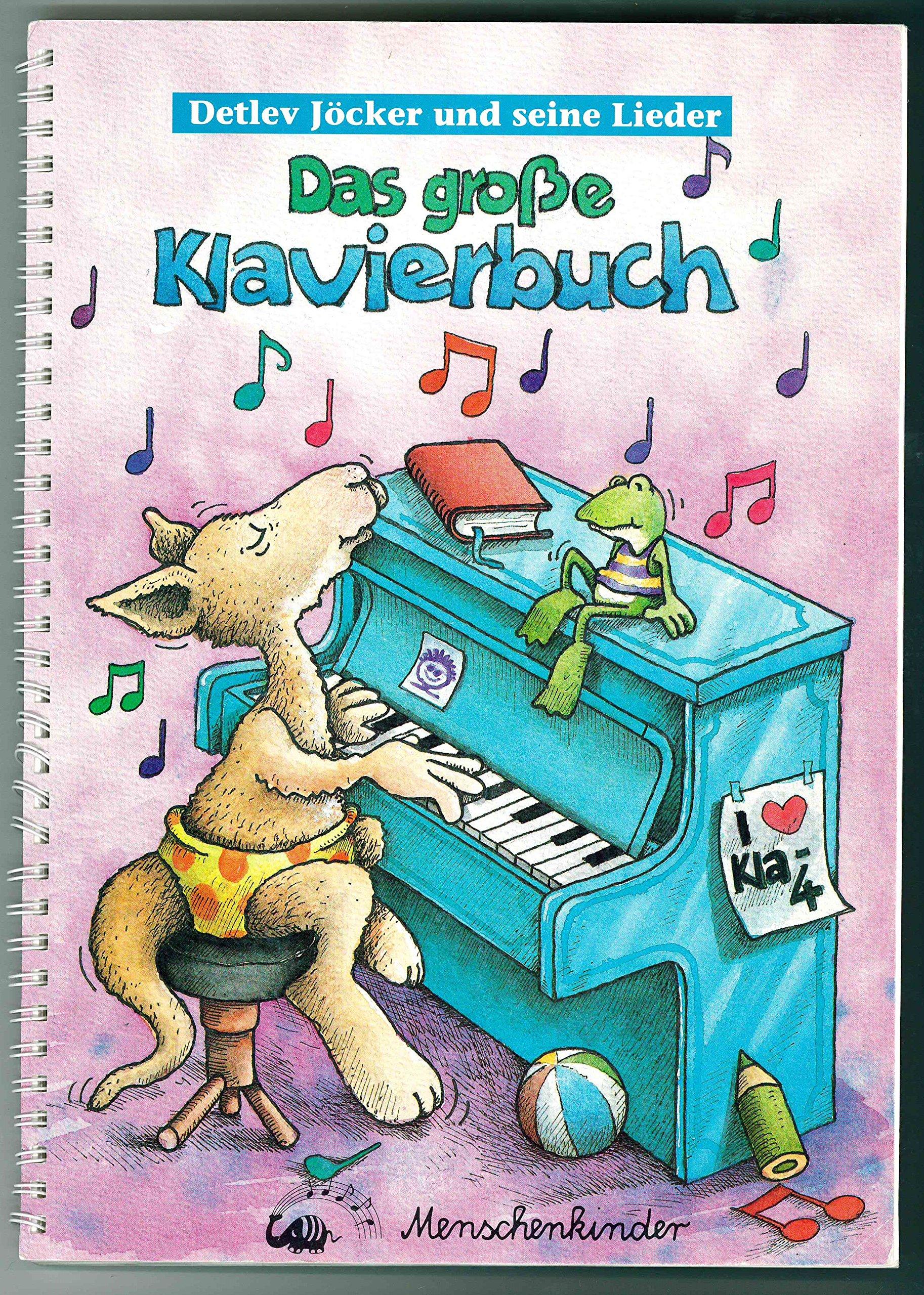 Seine Lieder - Das grosse Klavierbuch