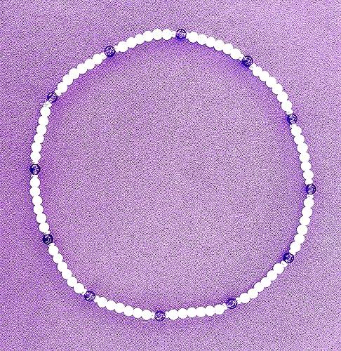 comment faire un collier de perles solide