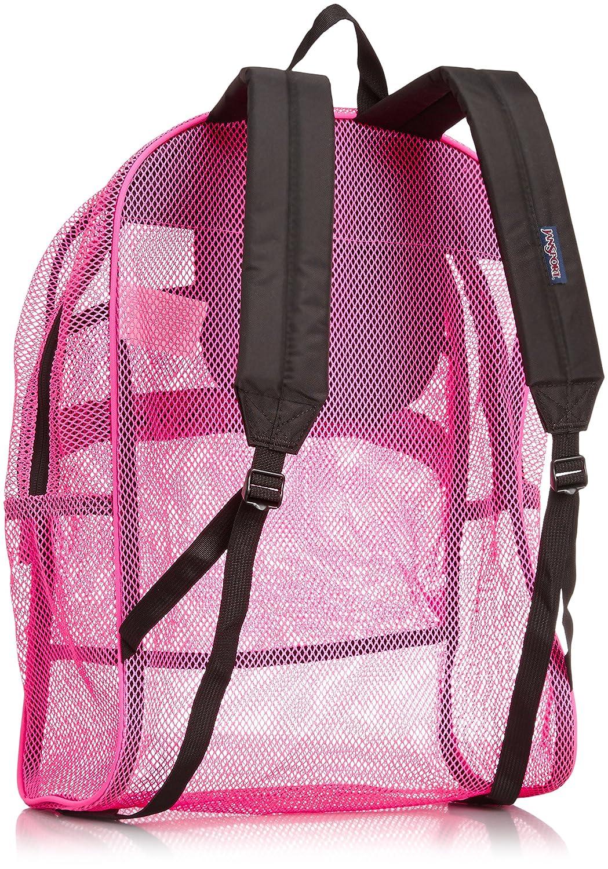 Pink Jansport Mesh Backpack- Fenix Toulouse Handball d79932408d3ae