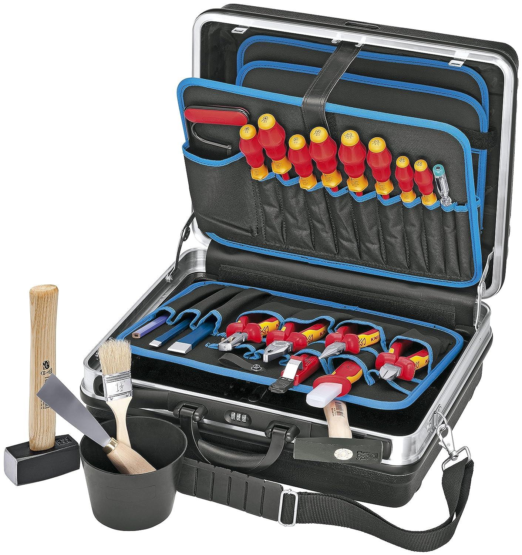 Knipex Valise pour installations /électriques 002105hls Lot de 24