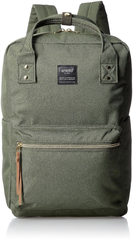 a591d78bfee3 Amazon.co.jp: [アネロ] anello リュック リュックサック デイパック スクエア 2way レディース AT-C1221  kt-015 (グリーン): シューズ&バッグ