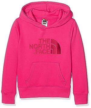 The North Face Y Drew Peak Plv HD Sudadera con Capucha, Niños, Rosa (Cabaret Pink), L: Amazon.es: Deportes y aire libre