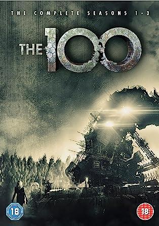 Amazon com: The 100 - Season 1-3 [DVD] [2016]: Movies & TV