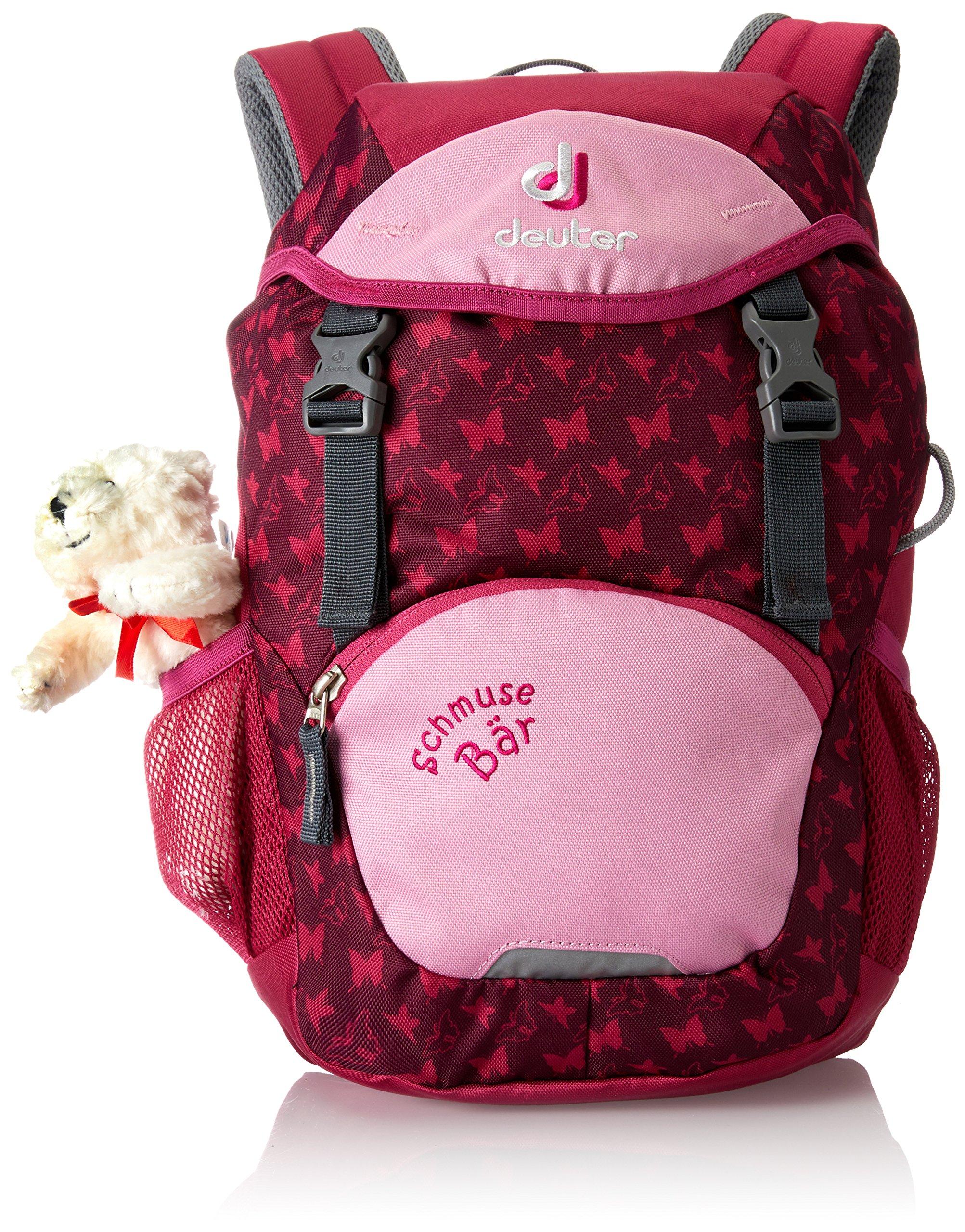 Deuter Schmusebar Kid's Backpack, Magenta