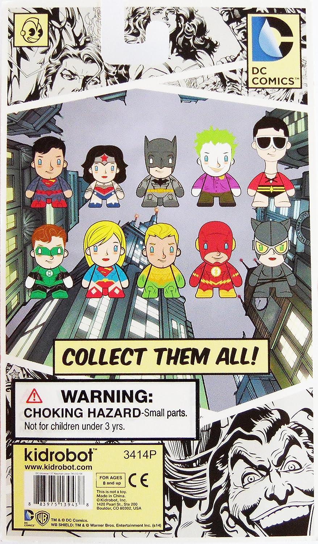 "DC Universe BATMAN 1.5/"" Keychain by KIDROBOT DC Comics NEW"