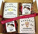 Ananda's Vegetarian & Vegan Classic Marshmallow Gift Box