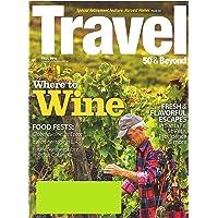 1-Year Travel 50 & Beyond Magazine Subscription