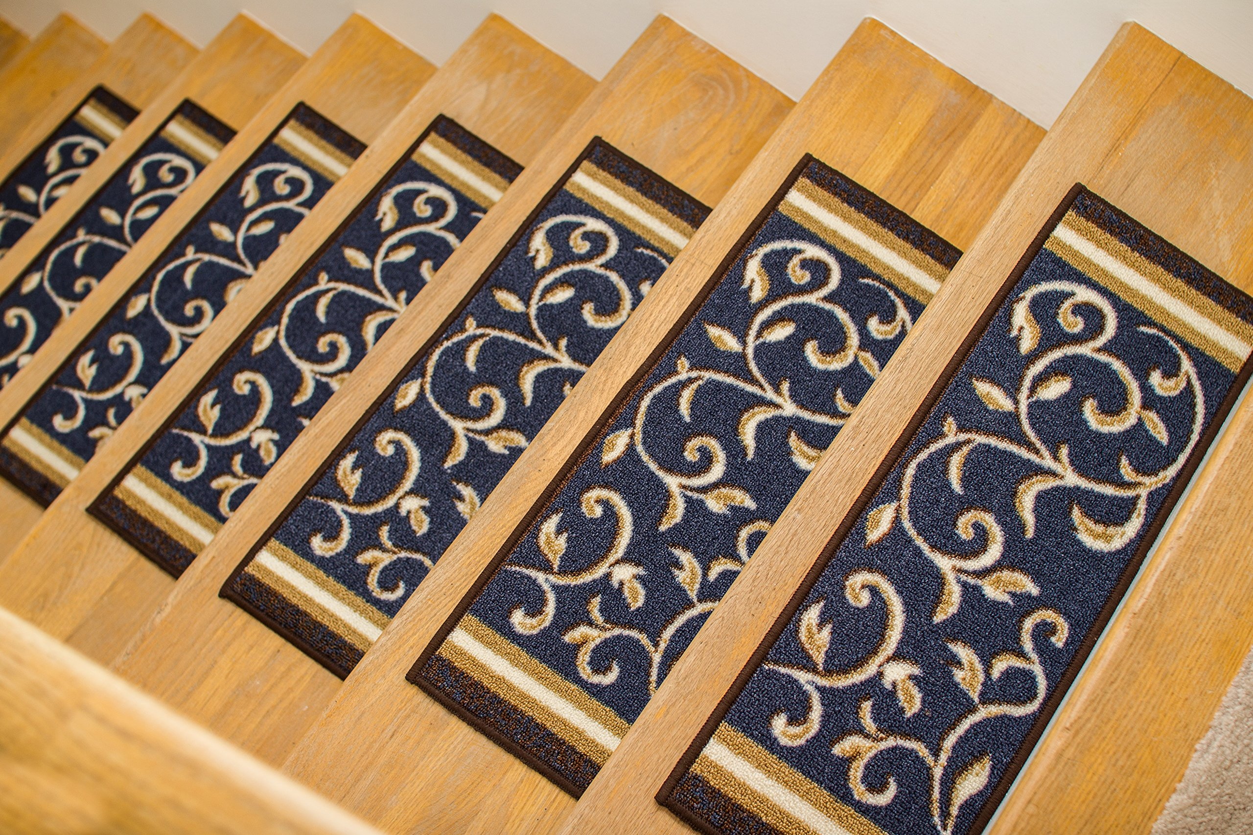 shipping x of garden mats slip rubber over backing overstock set orders on treads home product stair free non