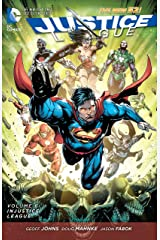 Justice League - Vol. 6: Injustice League (The New 52) Paperback