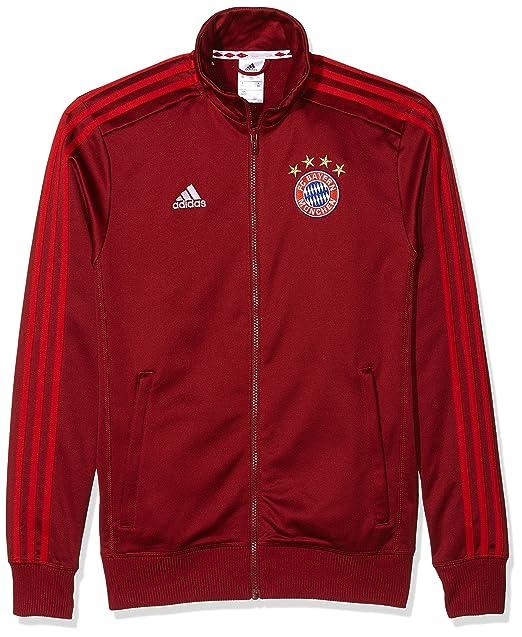 adidas Chaqueta de chándal para Hombre FC Bayern München: Amazon ...
