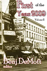 First of the Year: 2009: Volume II Kindle Edition
