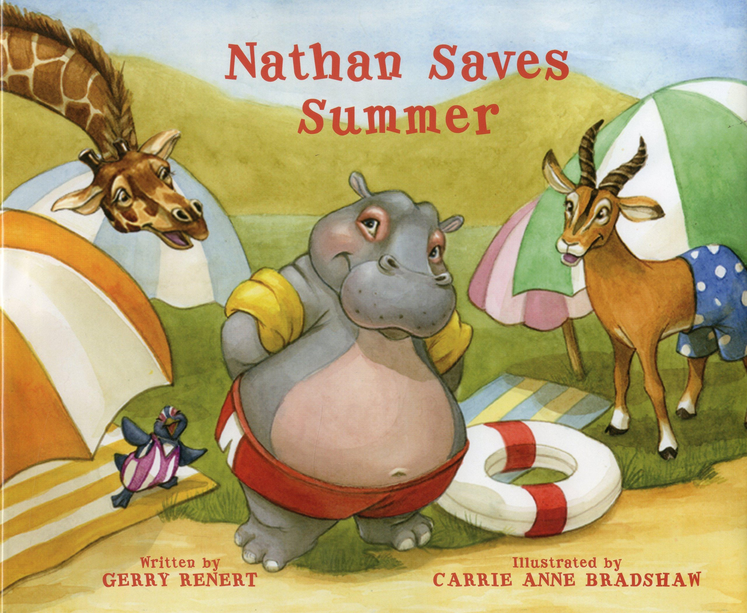 Nathan Saves Summer ebook