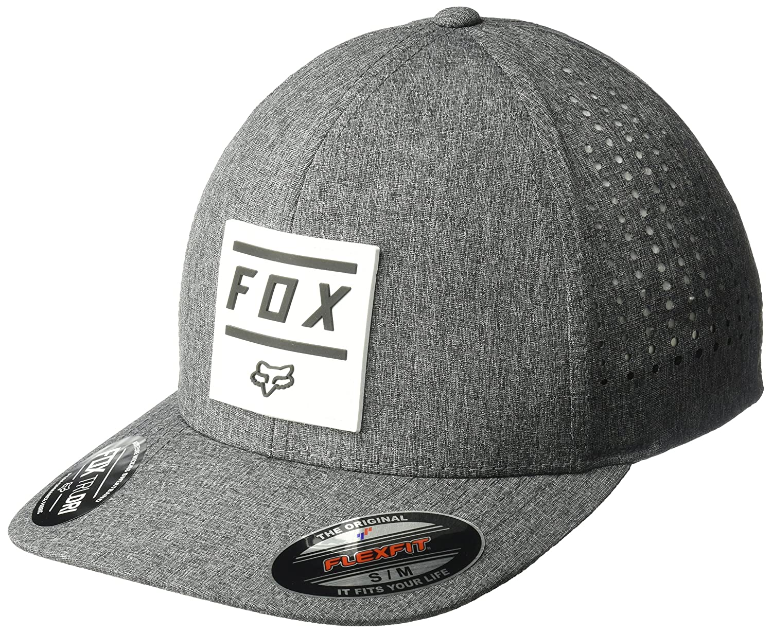 Amazon.com  Fox Men s Listless Flexfit Hat  Clothing ba92a3f6131