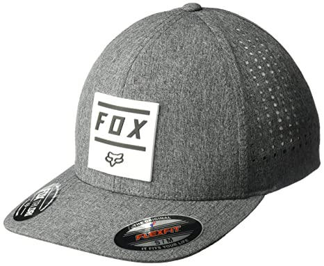 Amazon.com  Fox Men s Listless Flexfit Hat  Clothing ed66eb7baa8