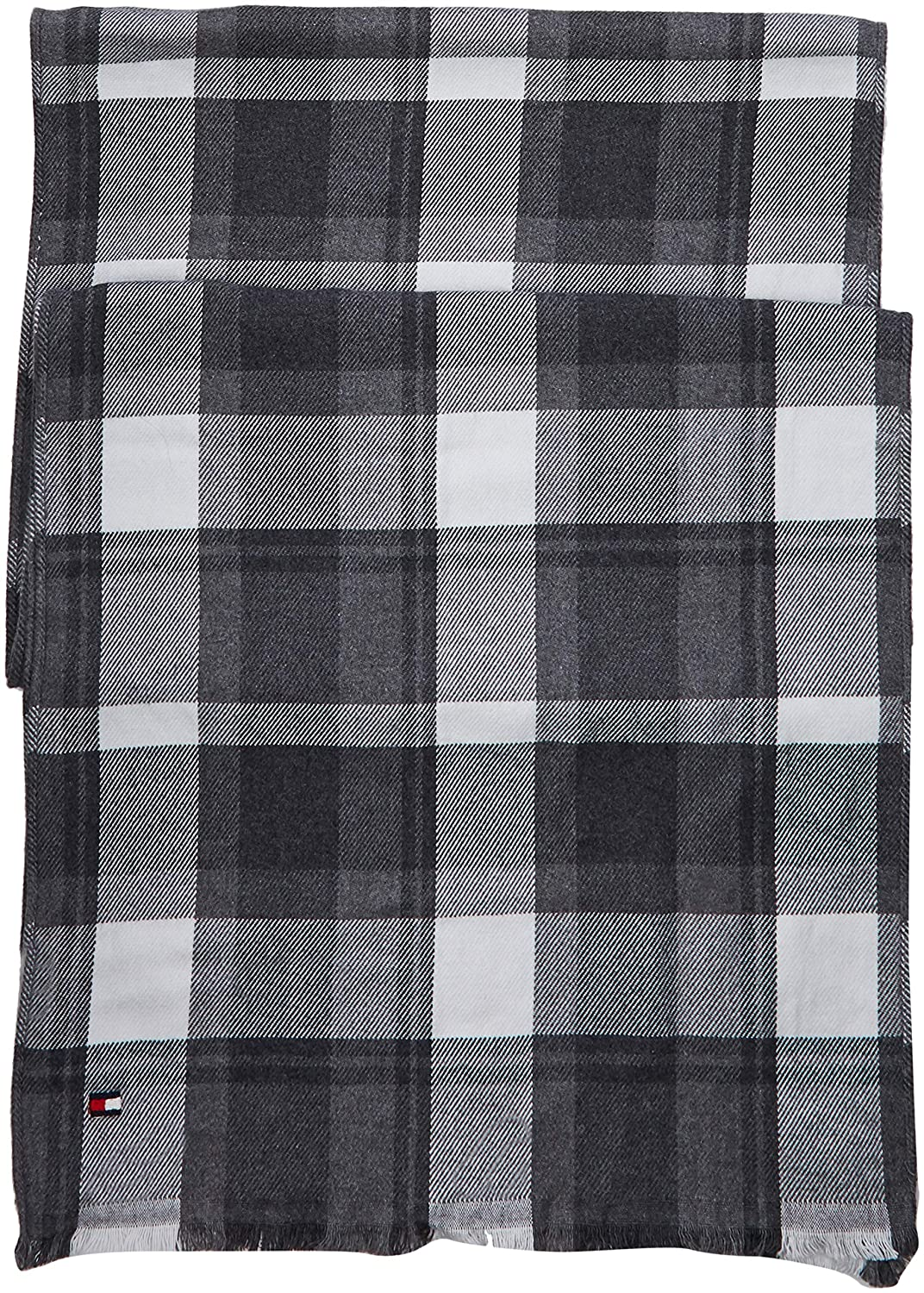 Tommy Hilfiger Mens Tommy Check Scarf
