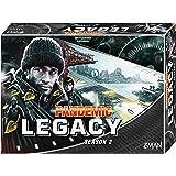 Z-Man Games Pandemic: Legacy Season 2 (Black Edition) Board Games