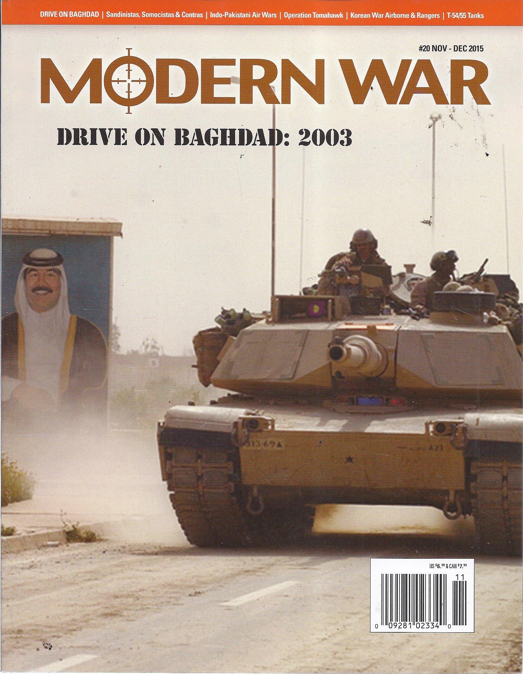 Modern War Magazine (#20 - November/December 2015) pdf epub