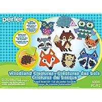 Perler Beads Woodland Creatures Animal Pattern Crafts para niños, 4004 Piezas