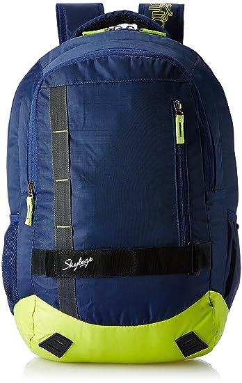 Skybags Geek 48 Ltrs Green Laptop Backpack (GEEK05GRN)  Amazon.in  Bags,  Wallets   Luggage 73fd836c02