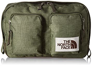 37b3e525e The North Face Kanga, Four Leaf Clover Dark Heather/New Taupe Green Dark  Heather