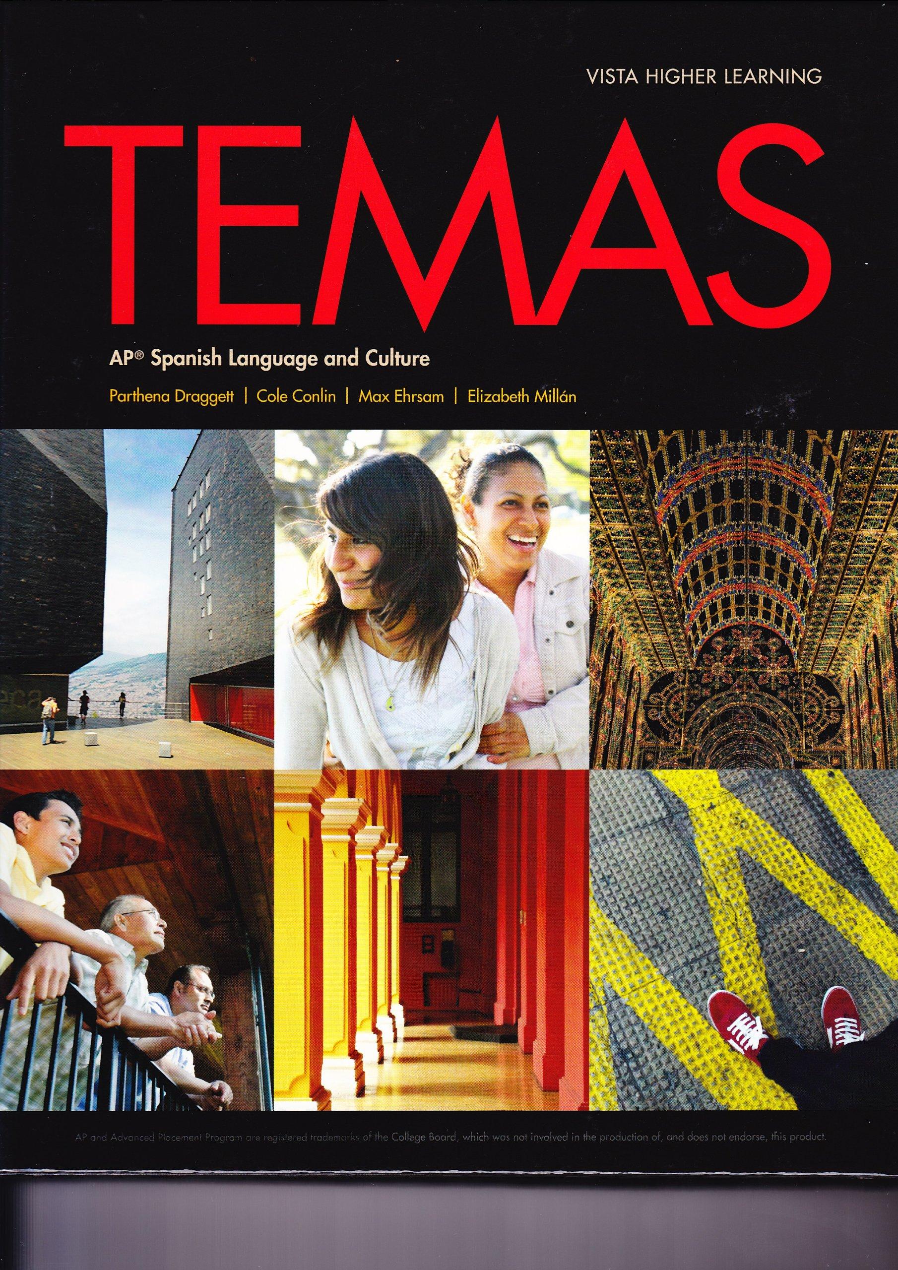 Temas AP Spanish Language by n/a