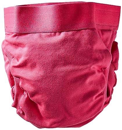gPants Bragapañal de algodón Pañales Pañal tela - Goddess Pink / Diosa Rosada - Talla XL