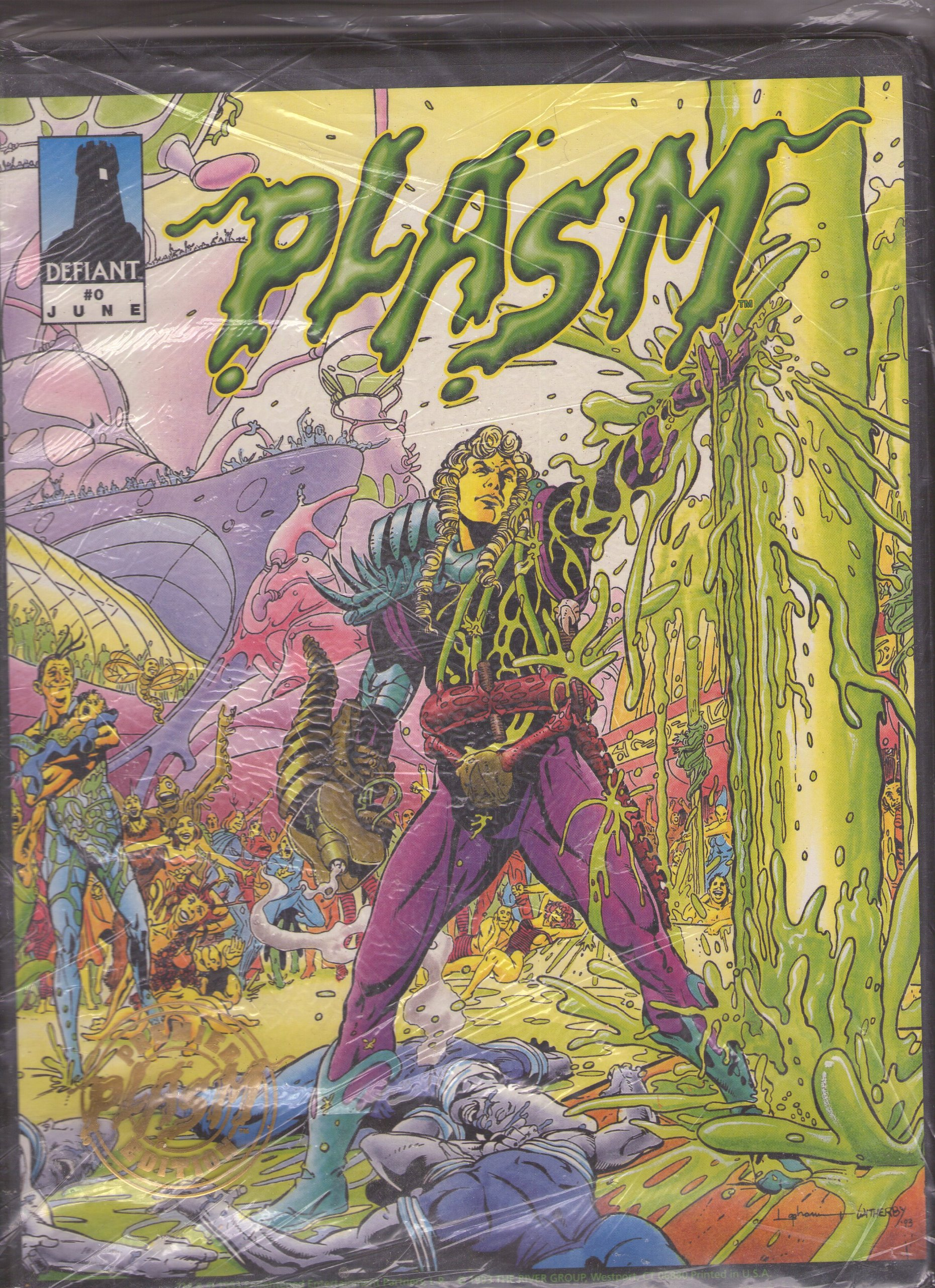 Plasm Trading Card Binder