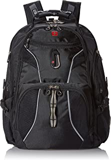 Amazon.com: SwissGear SWISSGEAR SYNERGY BACKPACK GREYFITS UP TO ...