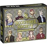 Scoundrel Society Board Game