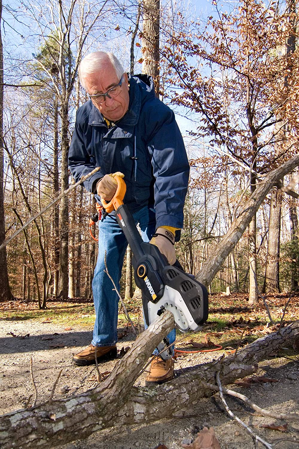 WORX WG307 Chainsaws product image 5