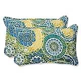 Pillow Perfect Rectangular Throw Pillow, Omnia