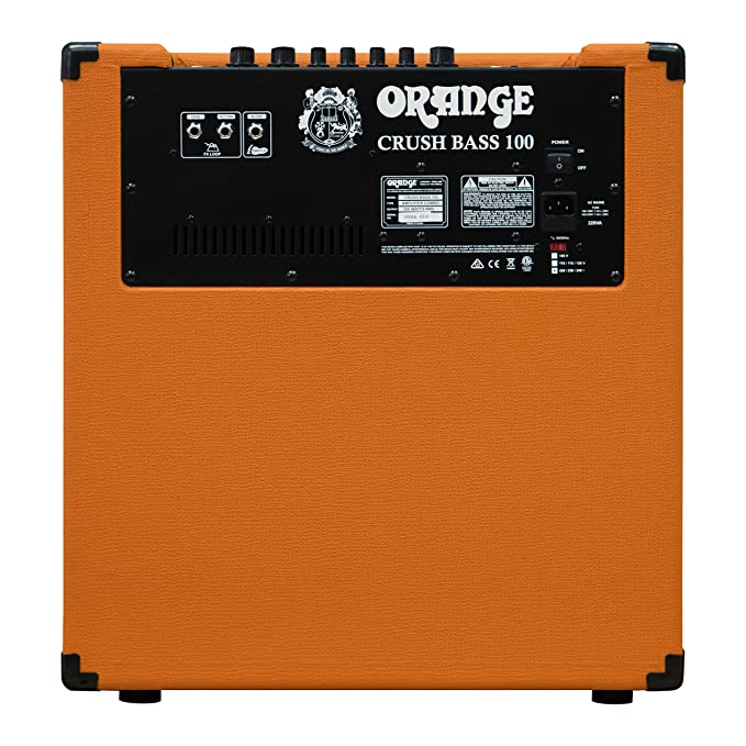 Orange Crush 100Bass Amplificador combo para bajo 100W 15