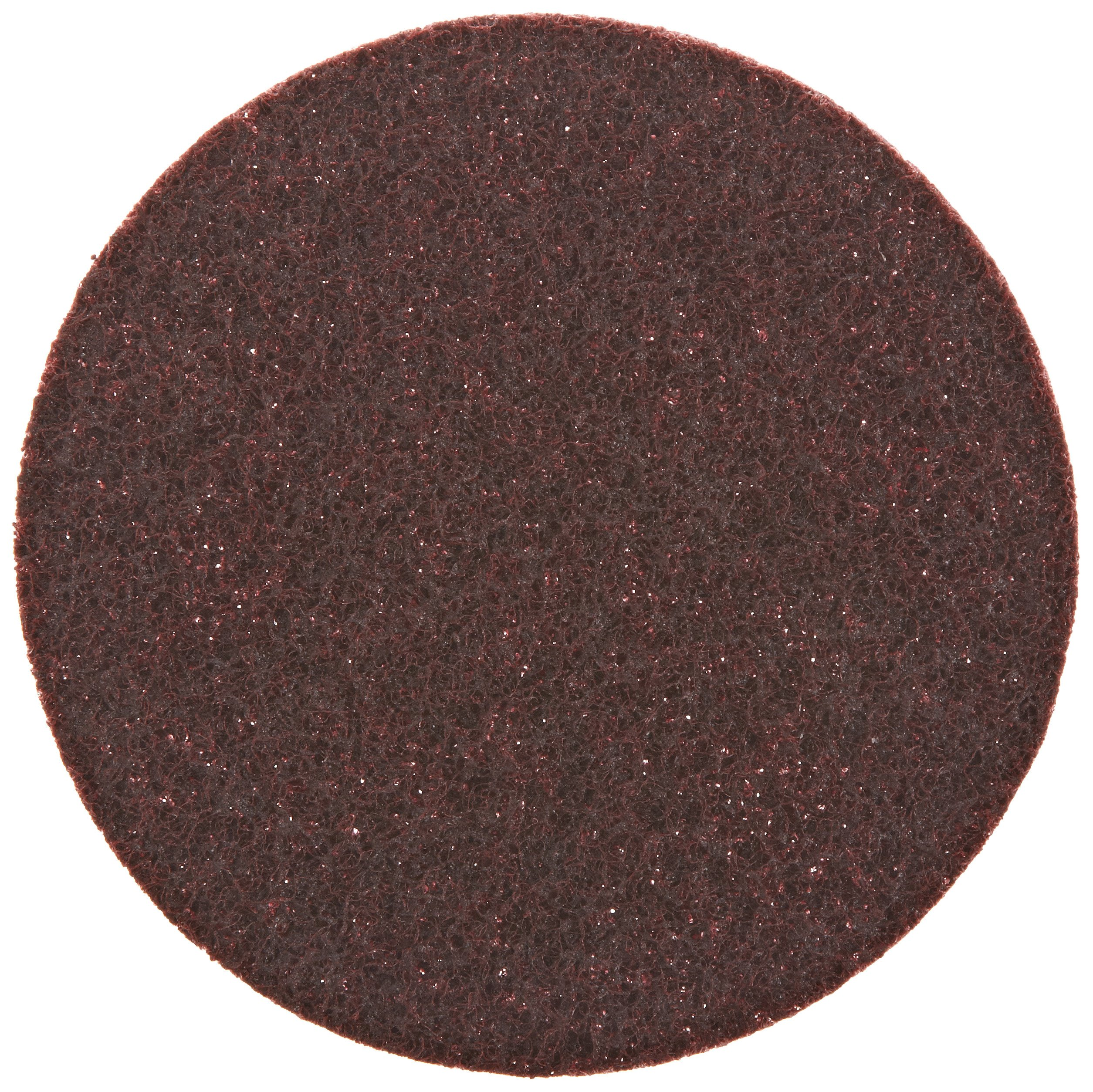 Scotch-Brite(TM) Surface Conditioning Disc, Hook and Loop Attachment, Aluminum Oxide, 5 Diameter, NH A Medium (Pack of 50)