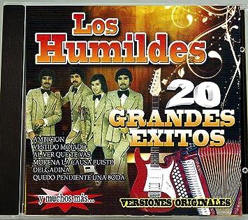 Los Humildes Los Humildes 20 Grandes Exitos Amazoncom Music